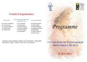 programme fin 2016 2