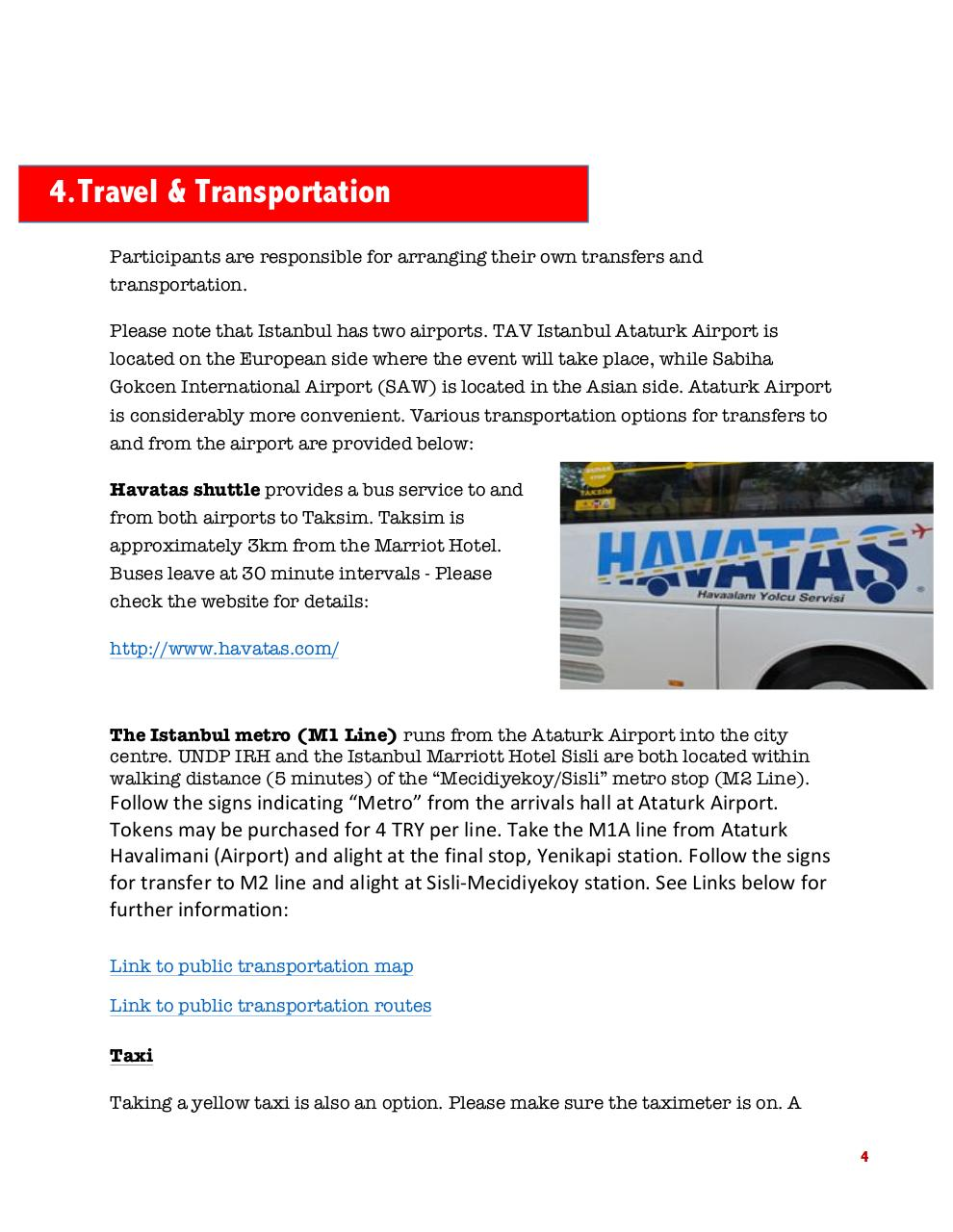 RIAS LOGISTICS INFORMATION NOTE 10 May docx - RIAS LOGISTICS