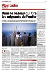 sud ouestreportage migrants 08 05 2016