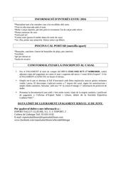 com formalitzar l inscrip casal 16