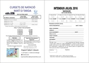 inscrip info intensiu natacio juliol 2016