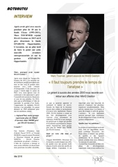 interview marc tournier mai 2016