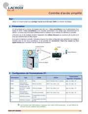 s500 app ide0001 access control