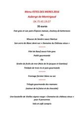 Fichier PDF menu fetes des meres 2016