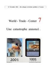 world trade center prediction