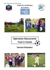 decouverte foot a l ecole