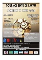 dossier inscription tournoi de lavau