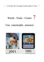 world trade center prediction