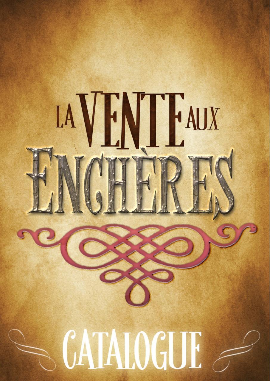 Liste Des Livres De La Vente Aux Enchères Par Céline Catalogue