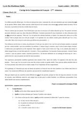 Fichier PDF 3as le corrige composition 2 texte arg