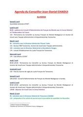 Fichier PDF agenda du conseiller avril 2016