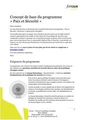 Fichier PDF concept de base