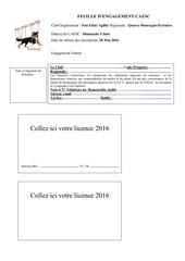 Fichier PDF feuille engagement caesc