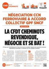 point negociation ccn accord entreprise