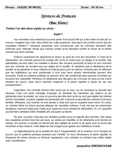 Fichier PDF bac blanc