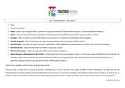 Fichier PDF les transmissions