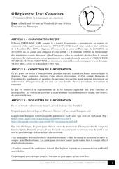 Fichier PDF reglement concours instagram vertumne