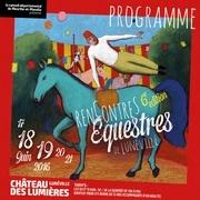 programme rencontres equestres 2016 2