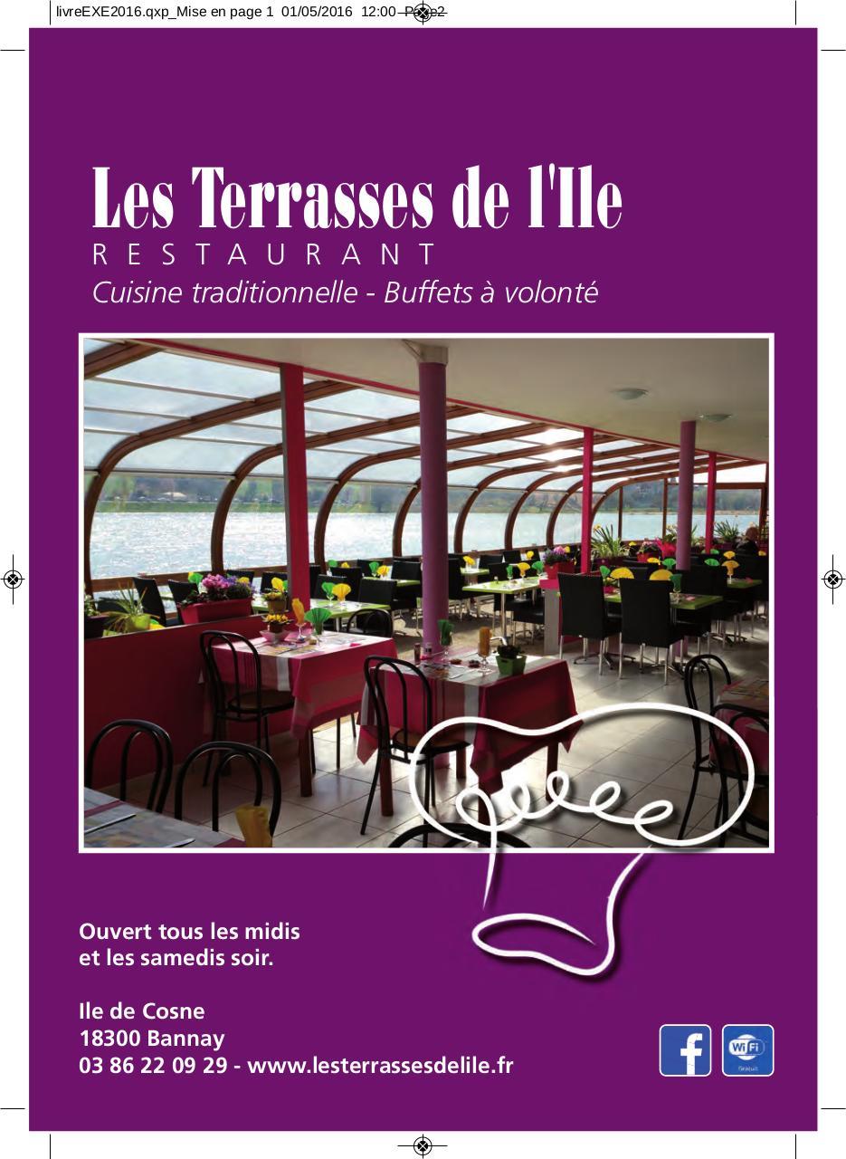 Mise En Page 1 Programme Salon Du Livre Cosne Sur L Mai 2016 Pdf