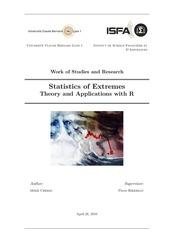 terstatistics of extremes