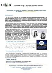 cp kunzite campagne de financement participatif