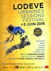 lodeve urbaines sessions 2016 programme