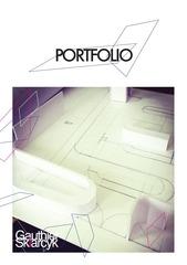 Fichier PDF portfolio 1