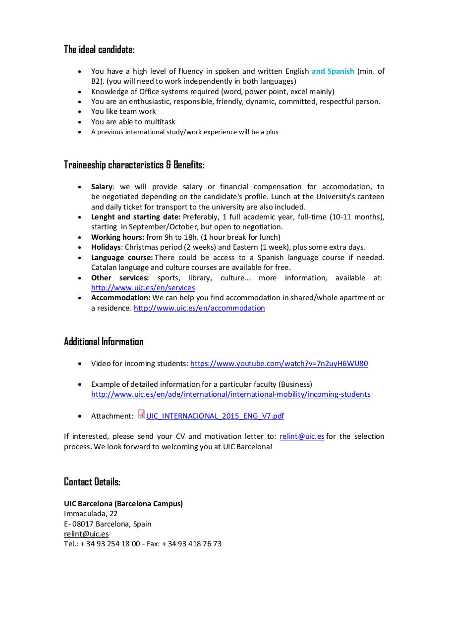 Assistant at International Relations Department.pdf - page 2/2
