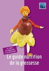 le guide de la nutrition pendant la grossesse