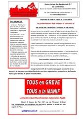 manif 14 juin paris
