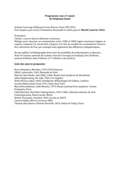 modalite evalutation 3e annee cours stephanie jamet