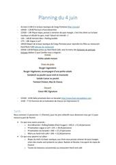 Fichier PDF planning de l evg