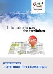 Fichier PDF brochure formations cma savoie