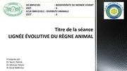 ue bmv2101 td de seance 3 de licence 1 de biologie animal