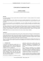 Fichier PDF concepts en architecture