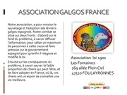 association galgos france book2016