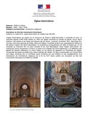 56 le palais eglise