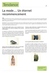 article la mode