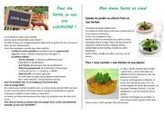conseils et recettes pour manger sain