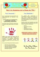tract pour mobilisation