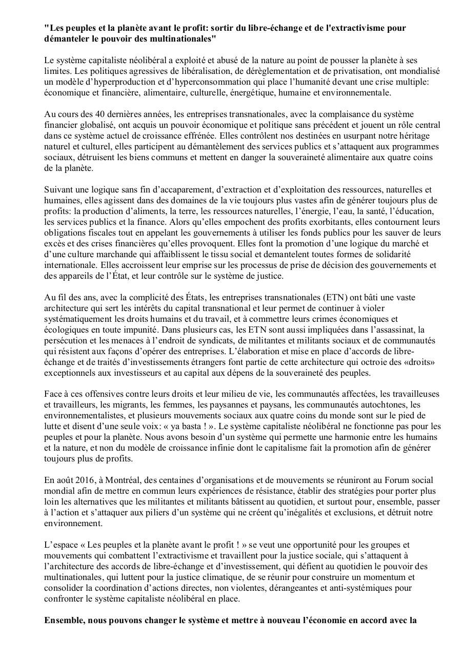 Aperçu du document Argumentaire (FR).pdf - page 1/2