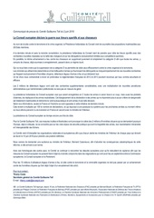 communique de presse du comite guillaume tell du 02 06 16