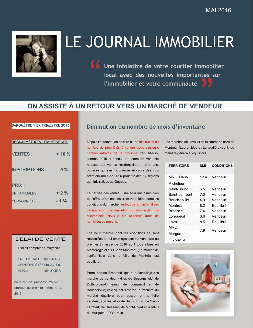 Le Journal Immobilier mai 2016.pdf - page 1/2