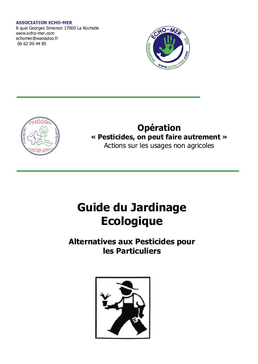 Aperçu du fichier PDF jardinage-ecologique.pdf - Page 1/48