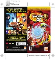 naruto ultimate ninja heroes 2 manual psp