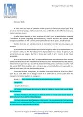 lettre weill du 5 juin version publique