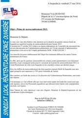 Fichier PDF courrier monsieur yves durand
