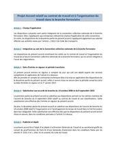 Fichier PDF projet accord contrat de travail organisation du travail ouvert a la signature 30 mai 2016