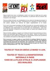 tract appel 1er degre 14 juin 2016 v2