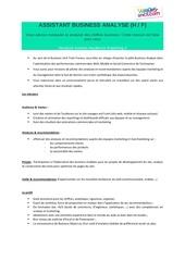 Fichier PDF fiche de poste assistant business analyse voyagessncf